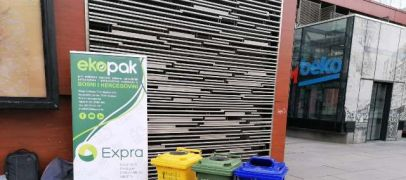Ekopak in cooperation with the association Ekotim marked