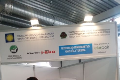 Ekopak participated in The International Fair and conference ECO EXPO 2015