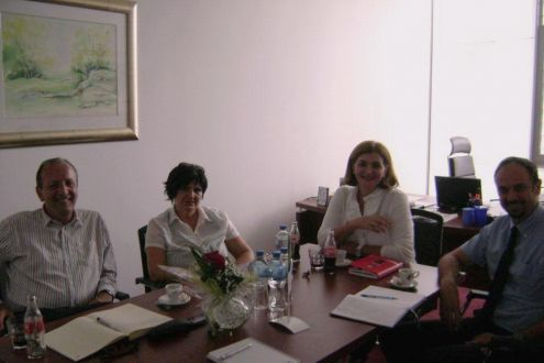 Minister of Federal Ministry of Tourism and Environment visited Ekopak Branka Djuric