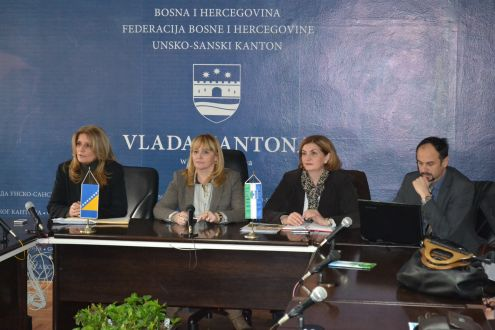 Presentation of the Ordinance on Packaging and Packaging Waste Management of FBiH in Bihać