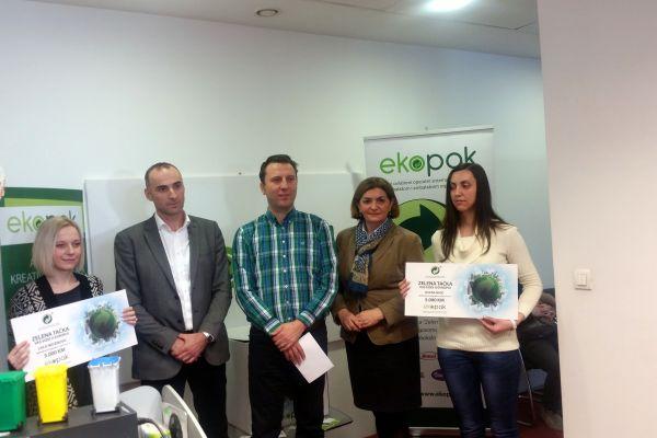 Uručene nagrade sretnim dobitnicama nagradne igre Ekopaka