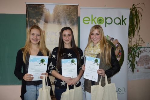 Final quiz held in the Kladanj municipality within the