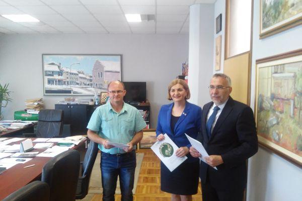 "Ekopak, Općina Kiseljak i JP ""Vodovod i kanalizacija"" potpisali ugovor o uspostavi i razvoju Sistema Zelene tačke"