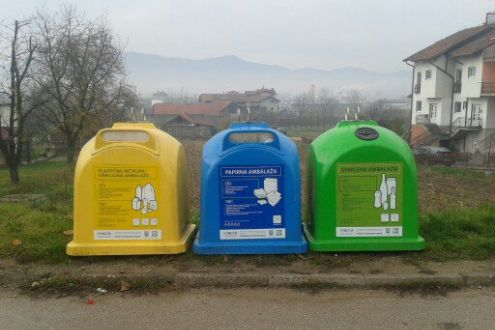 Ekopak submitted the Annual Report on packaging and packaging waste management in 2013