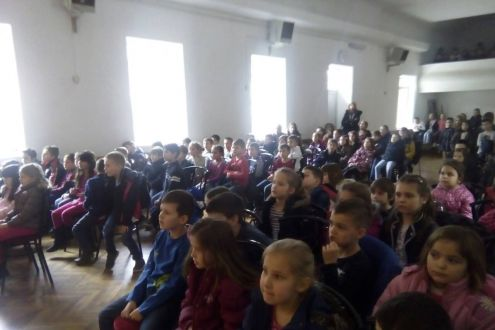 The education of children in Municipality of Kresevo