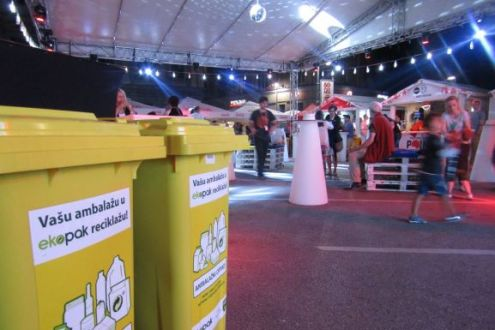 Packaging Waste Recycling on 24th Sarajevo Film Festival