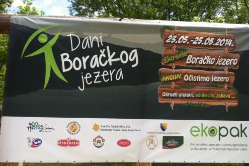 "Project ""Days of Boračko Lake"" successfully implemented"