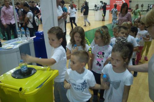 Movement For Joy - Fitness Day in Tuzla brought together over 3.000 participants
