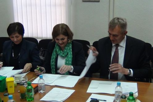 Signed a Contract on establishment and development system of the postconsumer packaging waste collection in the Kladanj Municipality