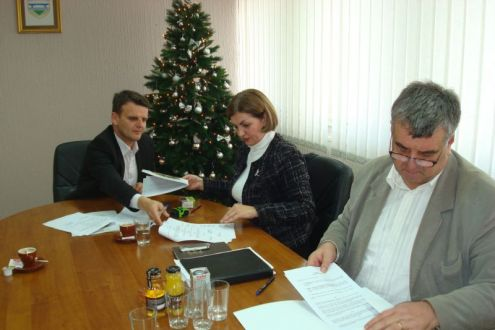 Ekopak, Orašje Municipality and the Public Utility Service Company Komunalac Officially Signed the Contract on Initiating the