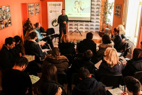 Workshop held in Mostar, the following workshops in Travnik, Bihac and Tuzla