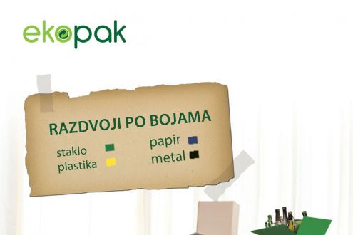 Ekopak successfully fulfilled targets for recovery and recycling for 2012!