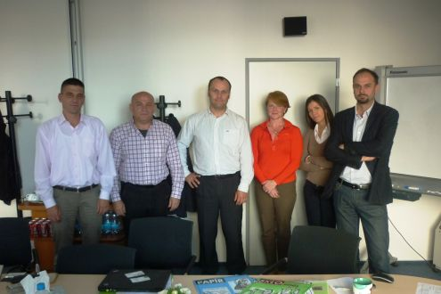 Second Study Visit to The Czech Republic- Educational Training in Ekokom