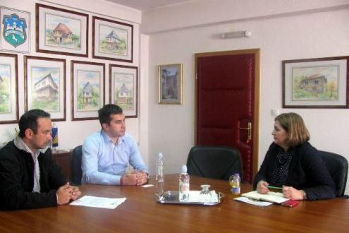 In the Municipality of Velika Kladusa Was a Meeting With the Aim of Establishing a System of Separate Collection and Recycling of Packaging Waste