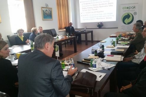 Local Government and Companies from Bosansko-podrinjski Canton Expressed Interest in Establishing a System of Packaging and Packaging Waste Management