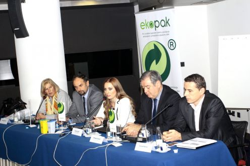 "Ekopak announced contest for journalists ""The Green Dot System in B&H"""