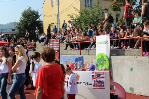 Tuzla organized sports and recreation event